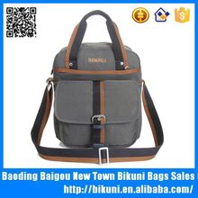 Wholesale leisure style shoulder holster bag nylon tote bag for men