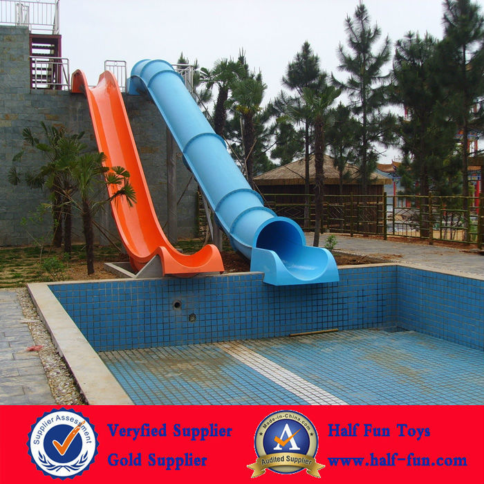 How to build a water slide in your backyard 28 images for How to build a swimming pool slide