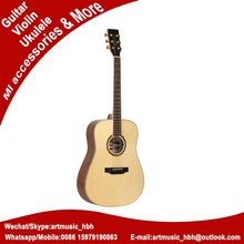 Massiccio sapele chitarra acustica, strumenti musicali nomi e le immagini