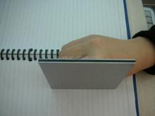 4mm unbroken core PVDF aluminium composite panel acp sheet outdoor decorative wall covering panels