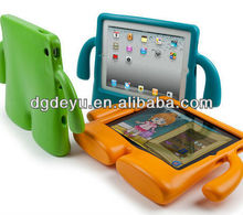 hot new products for 2015 cheapest silicon rubber colorful anti-shock silicone case for iPad mini dongguan