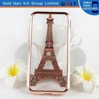 [GGIT]Diamond metal aluminum bumper case for iphone 6