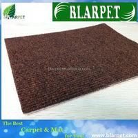 Newest export trade show rib carpet