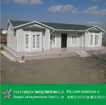 long lifetime prefabricated house plan