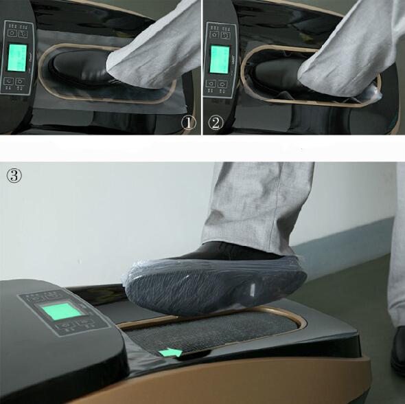 الجملة غطاء الحذاء آلة من الصين