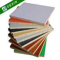 Melamine Sheets (Melamine MDF or Particle Board)