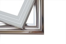 Modern Metal PS moulding for photo frame and picture frame