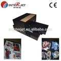 Alta- velocidade de t- camisa máquina de impressão plana com multi- cor aprovado pela ce