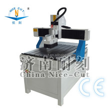 NC-B6090 mini cutting or engraving router CNC /wood carving machines/cnc router for wood