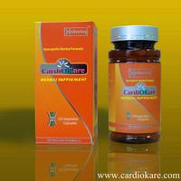 CardiOKare natural cardiovascular herb medicine