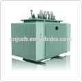 2000kva transformador de electricidad bañada en aceite