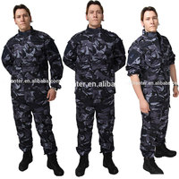 British navy Camo military uniform with competitive price