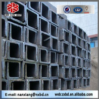 Tangshan mild iron black alloy steel channel sizes