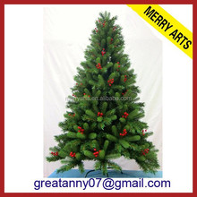 hot new products for 2015 yiwu custom made home decor artificial christmas tree for sale