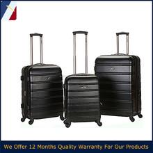 Travel trolley luggage set wholesale luggage