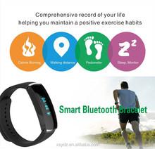 Smart Bracelet 2015, Smart Wrist Watch Bluetooth 4.0 Smart Sports Bracelet Support Camera Remote / Sport Tracking / Sleep