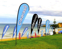 Wholesale Beach Flag System/Flying Banner
