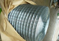 1/4 prevent rust spraying welded wire mesh ( ISO 9001)