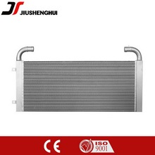 Hot selling OEM design aluminum oil heat exchanger core
