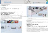 silicone rubber pipe machine/production line(ISO9001:2000,CE,2015 new design)