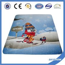 OEKO-TEX Christmas Printed Polar Fleece Blanket