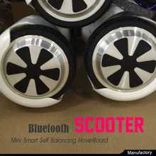 Factory direct balancing scooter electric moped