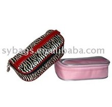 2014 latest arrival promotional pvc travel cosmetic bag with 10 years experience