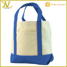 OEM Production Beach Cotton Canvas Tote Bag, Tote Bag Canvas