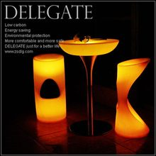 Best quality Best-Selling lighted up led cube chairs led tables