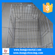 HY Metal Supplies Nice Stainless Steel Wire Basket At Present