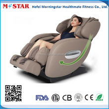 Body Care Recliner Airbages RT6038 Massage Chair with Music