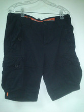 Mens Cargo Shorts (Garment Stock lots / Apparel Stock / stocklots / Garment Apparel from Sri Lanka )