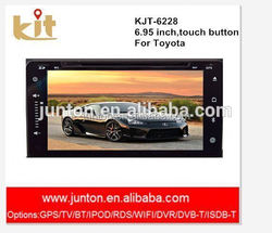 automoblie backup camera support HD screen car dvd gps providers