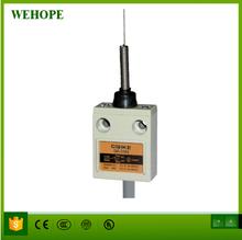 Qz-3 types de micro interrupteurs, micro interrupteur 12v imperméable à l'eau, imperméable à l'eau commutateur de limite