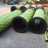 Flexible Rubber Hose Pipe 10 inch for Sand Pumping Vessel