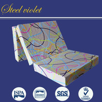 New product folding baby foam mattress