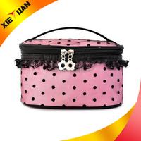 2015 Alibaba wholesale custom travel ladies makeup bag