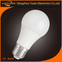 6500k cool light A60 5w 6w 7w 8w factory price led bulb lamp