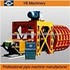 automatic and high efficiency concrete culvert pipe making machine