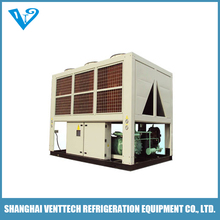 Marine air cooled scroll compressor water chiller