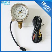 50mm waterproof cng pressure meter for cng gas car