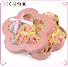 Super Quality Romantic Handmade flower gift box