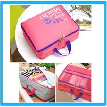 Colorful Fashion 5sets Nylon Storage Bag