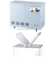 DC Soloar Chest Freezer BD-185