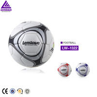 Full Size Association OEM Service Pearly Luster Football Soccer