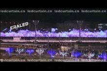 Energy saving full color HD LED video display screen Pez