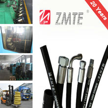 high pressure best price hydraulic hose with connections