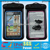 ipx8 waterproof phone bag/wholesale waterproof case for samsung galaxy note