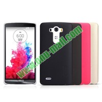 Nillkin Rubber Coated and Frosted PC Hard Case for LG G3 D850