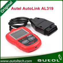 [AUTEL Distributor] Autel AutoLink AL319 OBD II & CAN Code Reader Auto Link Easily determines the cause of the Malfunction
